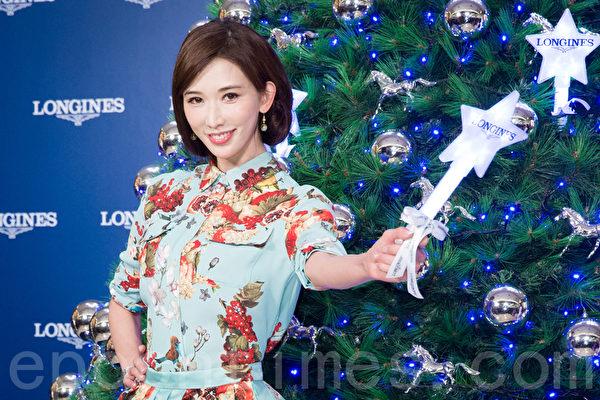 林志玲笑撇復合傳聞 新年期待愛情到來