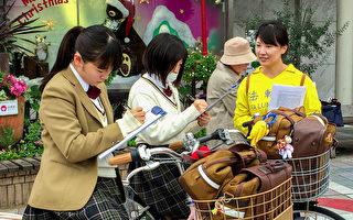日本九州地區民眾聲援訴江