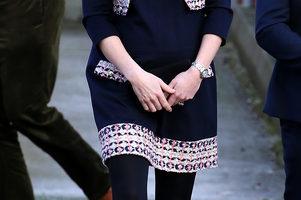 组图:盘点凯特王妃2015年14款最佳服装