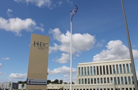 巴黎高等商業研究學院。(Wiki Commons)