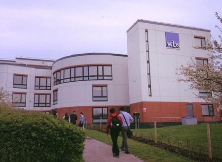 華威克商學院。(Wiki Commons)