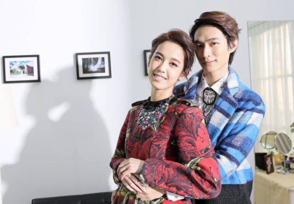 陳庭妮在《舞吧舞吧在一起》客串演出。(三立提供)