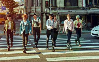 """图为""""BTS防弹少年团""""获邀担任《2016超级巨星红白艺能大赏》表演嘉宾。(台视提供)"""