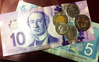 过去14年加拿大人越来越穷