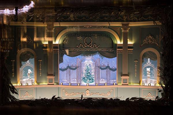 纽约梦幻圣诞夜 品味传统与时尚。(戴兵/大纪元)