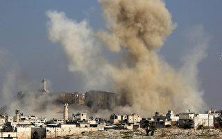 美空襲支援 敘反抗軍奪回IS占領的重要水壩