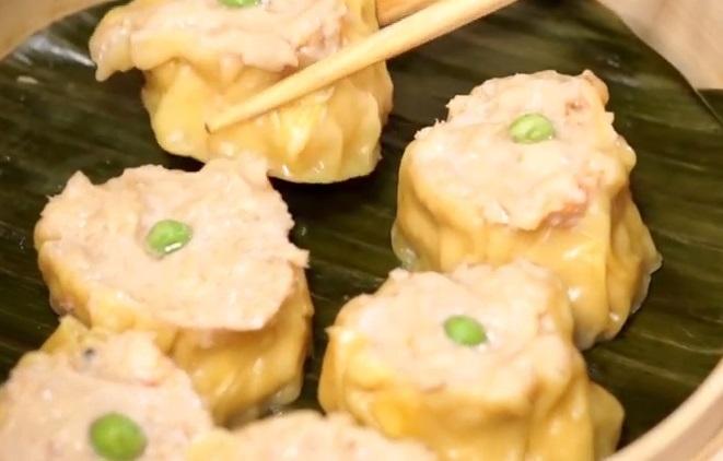 【美食天堂】最好吃的虾肉鸡肉烧卖