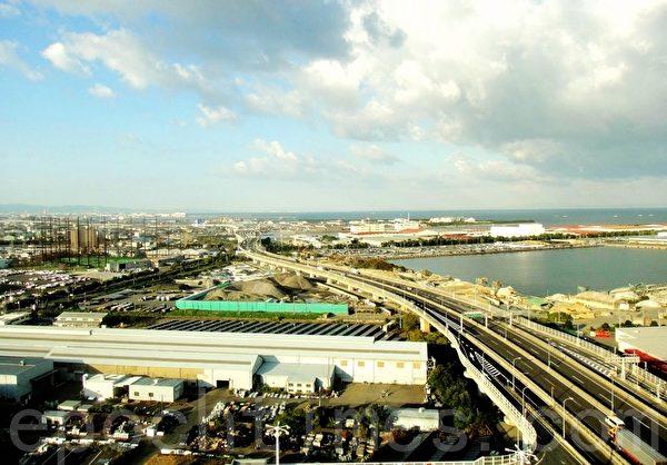 大阪关西高速路(蓝海/大纪元)