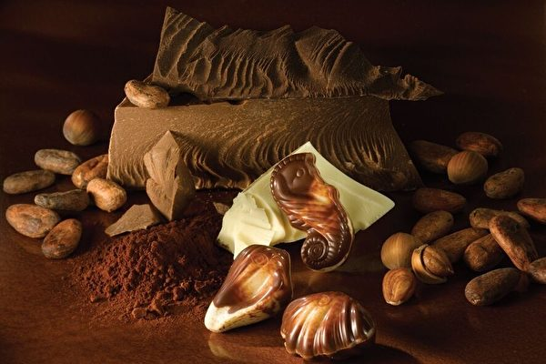 充满浪漫爱情的巧克力—吉利莲Guylian