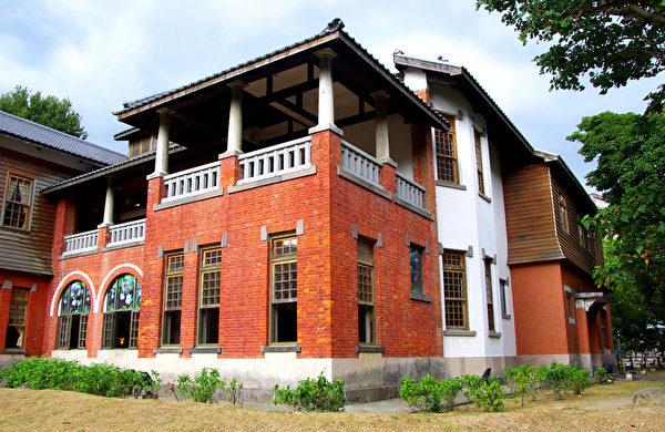 北投温泉博物馆(王嘉益/大纪元)