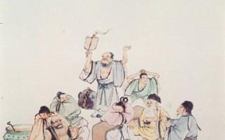 吕洞宾的故事(一)