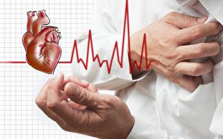 背痛可能预示心脏骤停