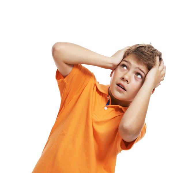 廣泛性焦慮:使是小事,都能引起不切實際的害怕緊張。(圖片來源:Fotolia)