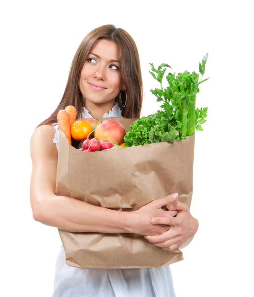 常备新鲜蔬菜(如一小袋小胡罗卜)或水果做零食,在我们感到饥饿时,自然会先吃身边的东西——随身携带的小吃可以既美味又营养。(Fotolia)