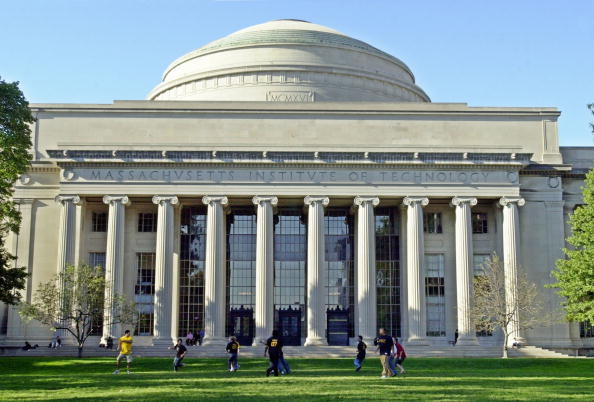 麻省理工学院 (MIT)。(William B.Plowman/Getty Images)