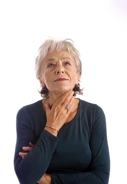 甲状腺亢进的罹患比率男女相当,大约各占3%。(Fotolia)