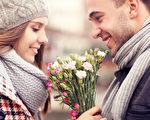 情人節的浪漫約會。(fotolia)