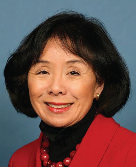 國會議員多麗絲‧松井(Doris Matsui)(官方網站)