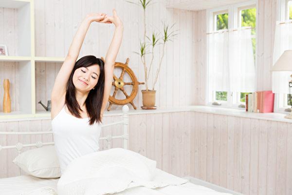 良好的睡眠习惯对健康有很多积极影响。(fotolia)