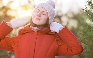 多曬太陽深呼吸 輕鬆為健康加分