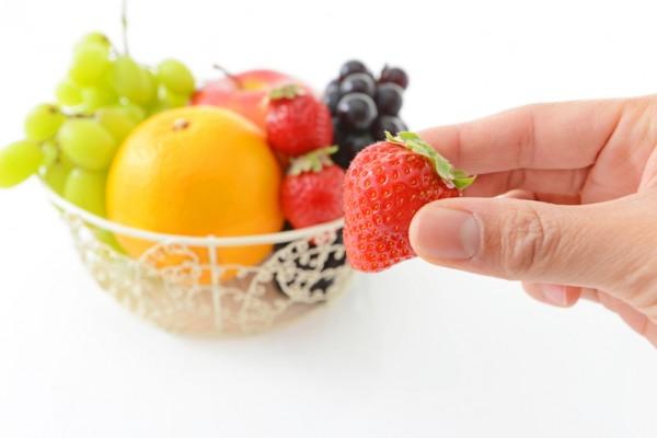 研究:每天多吃水果可减重