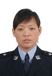 崔会芳女士,佳木斯市劳动教养管理所退休警察,现修炼法轮功。(明慧网)