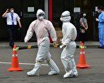 南韩官方证实,去年中东呼吸症候群(MERS)病毒在南韩传播时发生变异,出现人与人间的感染,导致疫情一发不可收拾。(AFP PHOTO / JUNG YEON-JE)