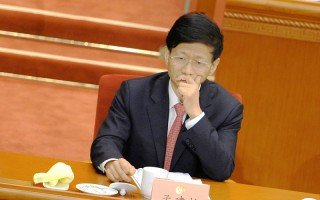 十九大前政法委書記孟建柱貪腐消息滿天飛