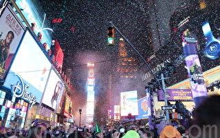 纽约时代广场跨年水晶球 你不知道的8件事