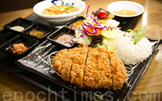 炸猪排脆香有道 HanaMichi人气日餐