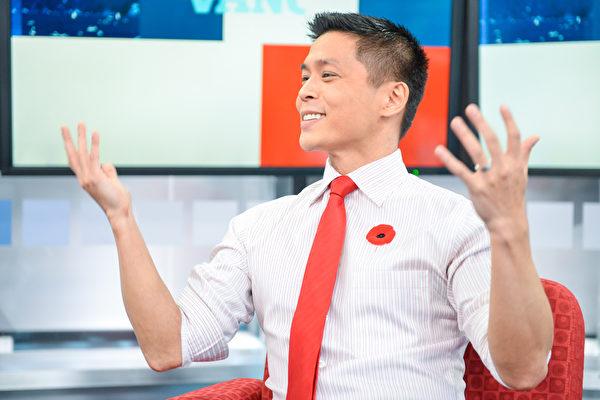 CBC首位华裔主播分享成功之道