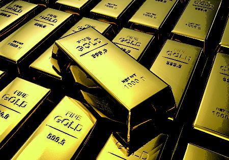國際金價在美國公布差勁的5月就業報告後迅速反彈,許多專家目標價上看1,400美元/盎司。(Fotolia)
