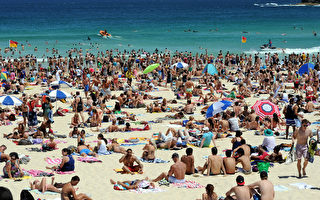 气象报告  2015年是澳洲史上第五个最热年