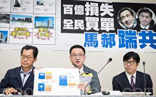 台南港联开案  绿营:北市损失162亿