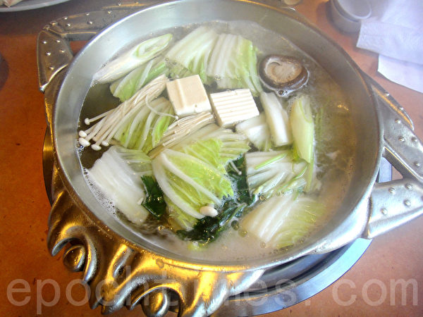 先煮青菜(蓝海/大纪元)