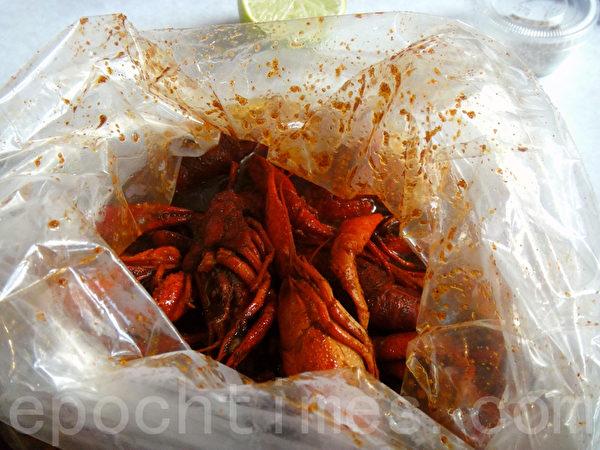 美国的小虾(蓝海/大纪元)