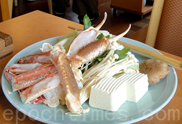 螃蟹火锅料(蓝海/大纪元)