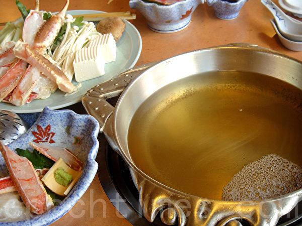 螃蟹火锅(蓝海/大纪元)