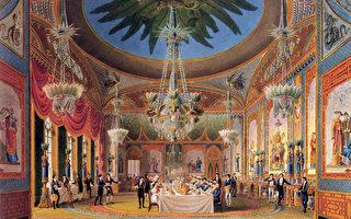 布莱登宴会厅,建于1826年(公有领域)