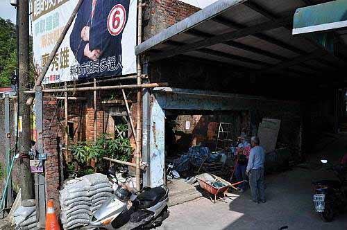 消失的传统柑仔店。(图片提供:tony)
