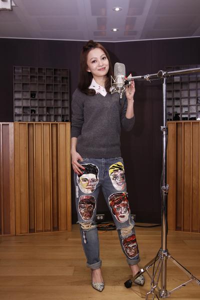 張韶涵去年舉辦的「純粹」世界巡迴演唱會正進行中,同時今年也將發行她第九張專輯。(天涵音樂提供)