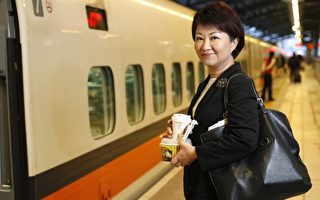 第五选区卢秀燕13日在竞选总部推出广告CF,影片纪录她从政以来,每天清晨赶搭第一班高铁赴立院的身影。(卢秀燕竞选总部提供)