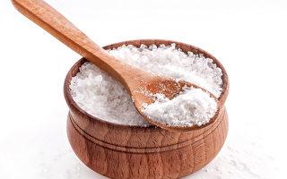 海盐的九种美颜妙用