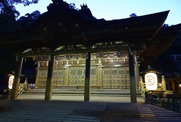 御本宫(王知涵/大纪元)