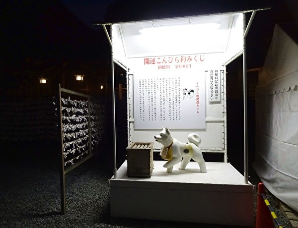 金刀比罗犬(王知涵/大纪元)