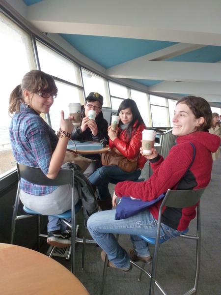 国际高中交换学生深入体验欧美文化,大幅提升英语能力。(图:天下留学提供)