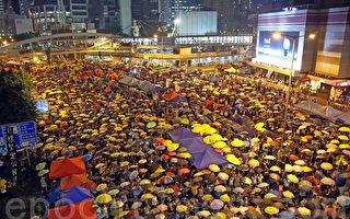 台湾学者:港台愈民主 中共愈害怕