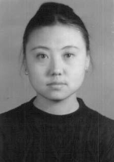 """原中国科学院植物研究所博士耿飒的妻子、法轮功学员管戈被""""约束衣""""酷刑折磨致死。(明慧网)"""