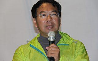 台中市8选区民进党立委候选人谢志忠宣布败选,但感谢乡亲一路相挺与陪伴。(谢志忠竞选总部提供)