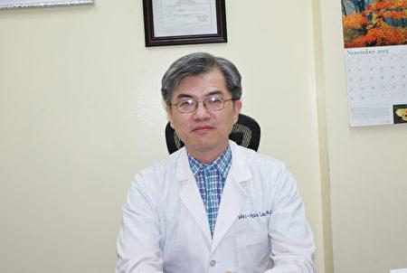纽约家庭医生罗伟修建议大家:早检查、早治疗。(邹凤/大纪元)